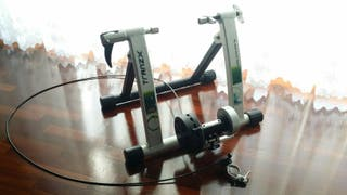 Rodillo entrenamiento bicicleta Tranz-x