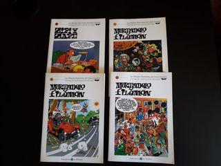 Colección de Mortadelo y Zipi y Zape