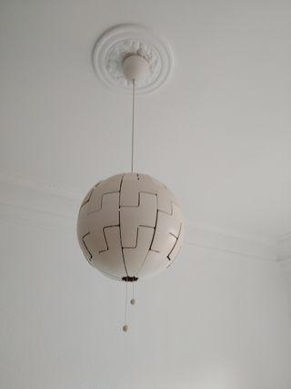 Lámpara PS Ikea 30 euros