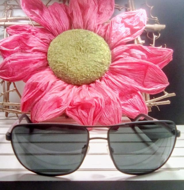 Gafas de sol Armani.