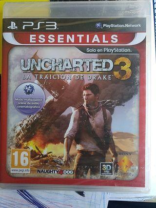 Videojuego de la PlayStation 3