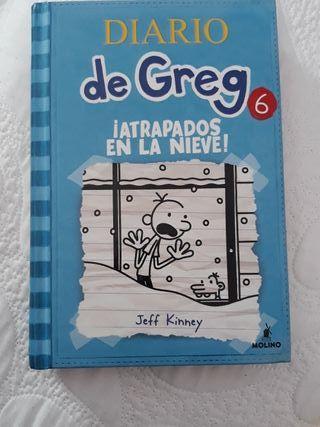 DIARIO de Greg 6 ¡ATRAPADOS EN LA NIEVE!