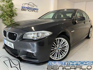 BMW 520 Serie5 F10 Efficient Dyn Ed desde 350€/mes