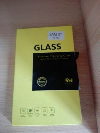 Protector de pantalla Samsung galaxy S7