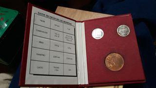 Monedas y loterias