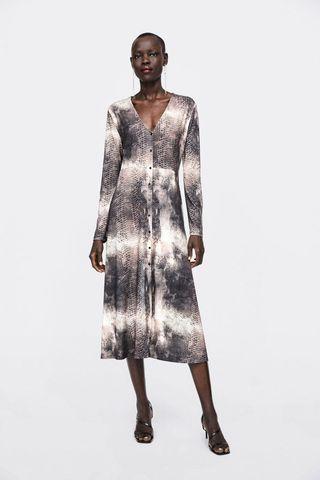 Vestido Zara Nuevo Temporada