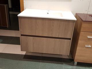 Mueble de baño 80x45 mod M82