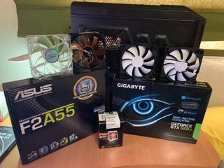 Pc gaming componentes