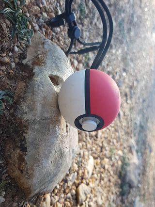 Pokeball plus Pokemon switch