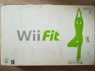 tabla Wii fit