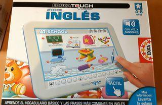 Tablet para aprender inglés Educa Touch Junior