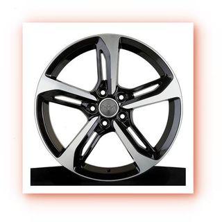 COD::O8414 Juego de 4 Llantas 18 pulgadas Audi RS7
