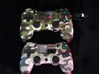 Mando PS4 camouflage