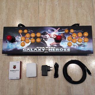 Pack Arcade Recreativa Raspberry