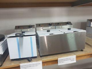 Freidoras eléctricas de sobremesa HR
