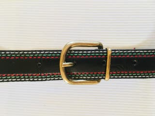 Cinturón niño en piel