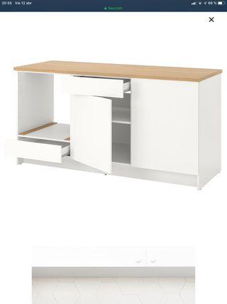 Mueble Encimera nueva de cocina