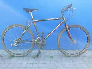 "Bicicleta 26"" Btt mountanbike Castello"