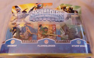 Skylanders Spyros Adventure (Art Nuevo y Precinto)