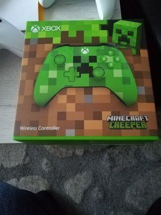 Pack:Mando Minecraft Xbox One + Headset a estrenar