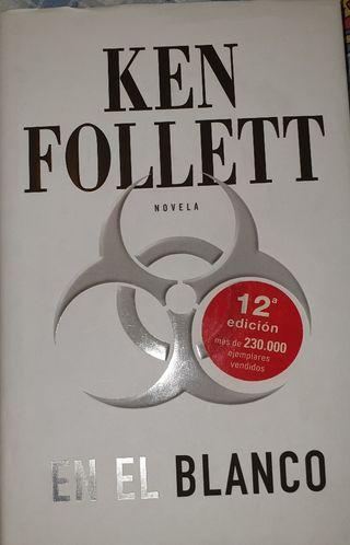 Libro.En el blanco,Ken Follet