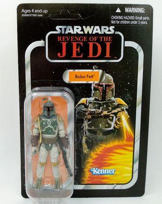 Star Wars Boba Fett Revenge Vintage Collection
