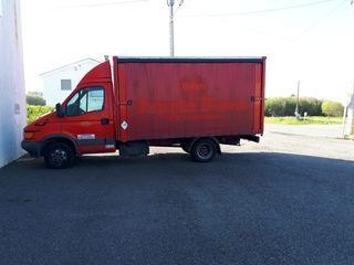 Se vende furgoneta iveco