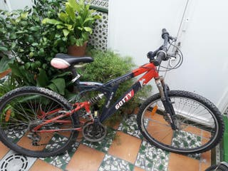 Bicicleta para piezas