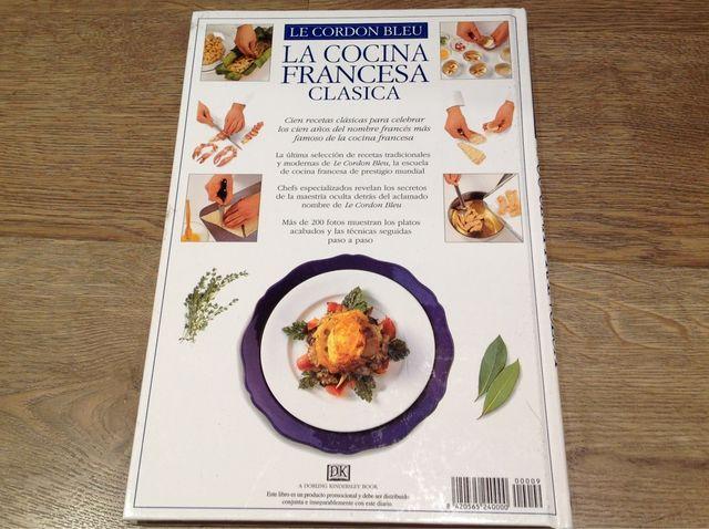 Libro La Cocina Francesa Clasica Le Cordon Bleu De Segunda Mano Por 6 En Barcelona En Wallapop