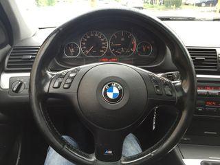 Piel Volante multifuncion BMW serie 3. BMW compact