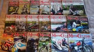 Revistas Motociclismo Clásico