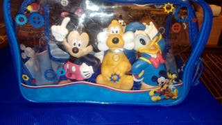 Mickey Mouse y sus amigos+ bolsa de playa