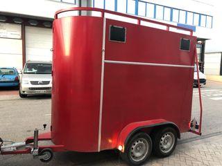 Vans de caballos