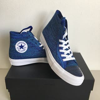 Converse flyknit hi top trainers new Uk 7.5