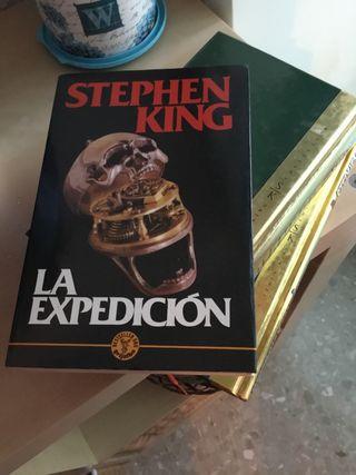 TRES Libros Terror Stephen King El Resplandor...