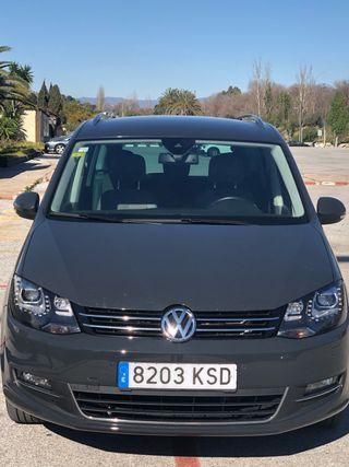 7 plazas Volkswagen Sharan 2015 nav