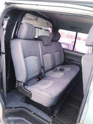 asientos de coche para hunday h1 2007, fijos