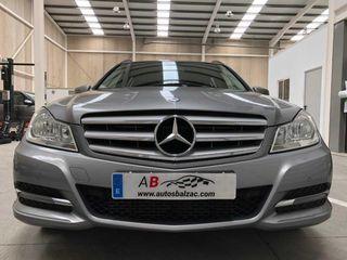 Mercedes Clase C Estate 200 CDI BE Edition