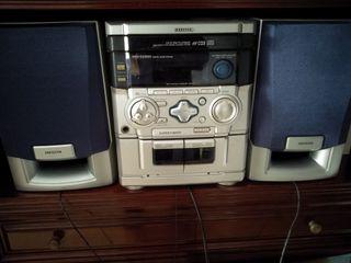 AIWA NSX - SZ200 Compacto Sistema Hi-Fi Estéreo