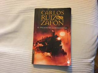 EL PALACIO DE LA MEDIA NOCHE DE CARLOS RUIZ ZAFON