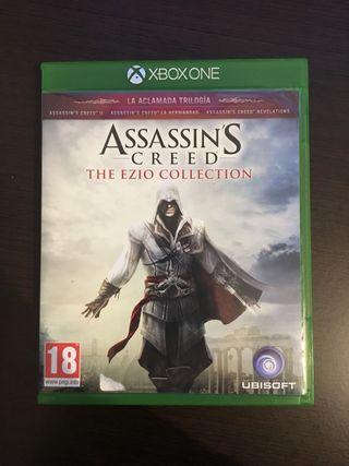 Xbox one assassins creed the ezio