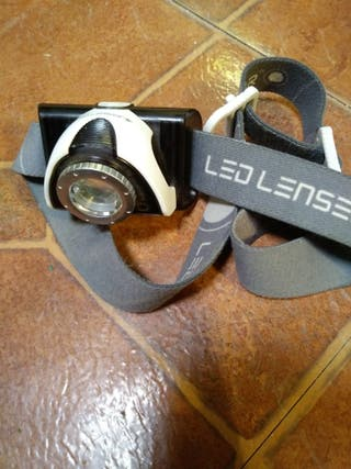 Linterna Frontal Led Lenser SE0 5