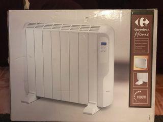 Radiador/Emisor térmico.