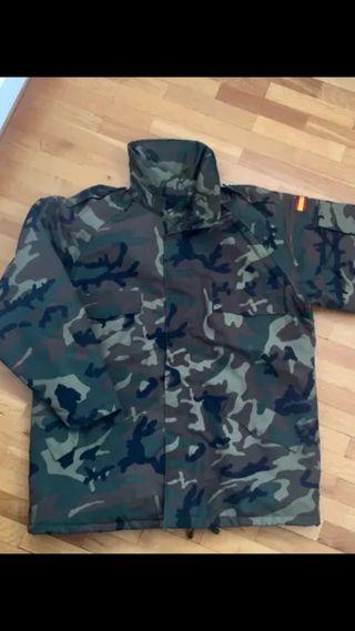 chaqueton militar nuevo