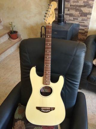 guitarra Fender stratacustic