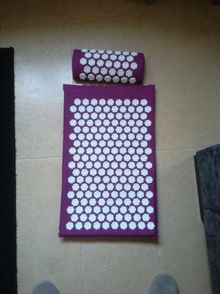 alfombra masajes