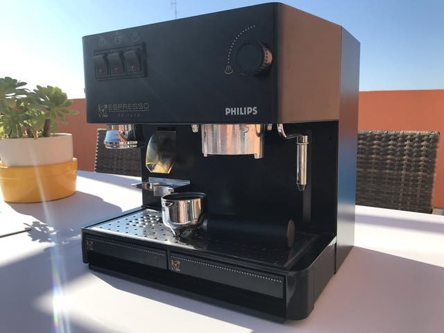 Cafetera PHILIPS HL3844