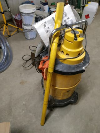 aspirador industrial polvo y liquido