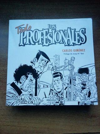 Los Profesionales de Carlos Giménez