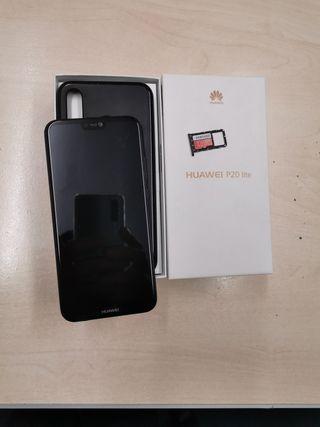 Huawei P20 Lite+Auriculares FreeBuds+Tarjeta 128GB